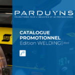 catalogue promotionnel edition welding 2020