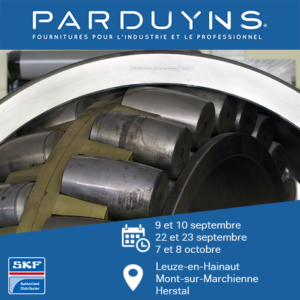 Formation skf 2020 parduyns